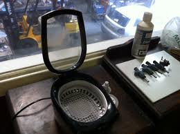 Instructions On Building A DIY Ultrasonic Cleaner