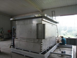 Heavy Industrial Cleaning Unit