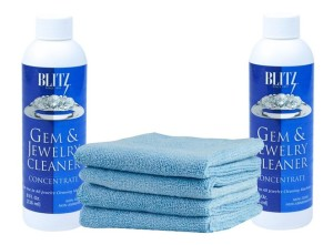 Blitz Concentrated Jewelry Cleaning Solution