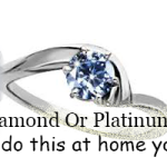 How Should You Clean Diamond Or Platinum Jewelry At Home?
