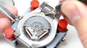 Dismantling Seiko Kinetic Watch