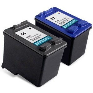 Cleaning ink cartridges