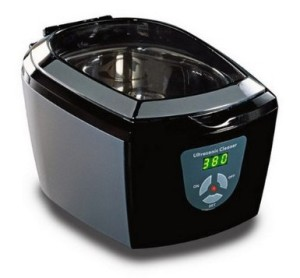 JPL 7000 Ultrasonic Cleaner with accessories 300x278 How to Make Ultrasonic Cleaning Solution At Home