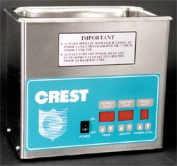 Crest ultrasonic cleaner Clean Everything With Haier Ultrasonic Cleaner