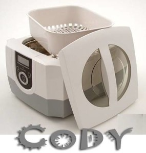Cody ultrasonic cleaner