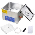 Pro Stainless Steel 15L Ultrasonic Cleaner Review (With 760 W Digital Heater Timer W/Bracket)