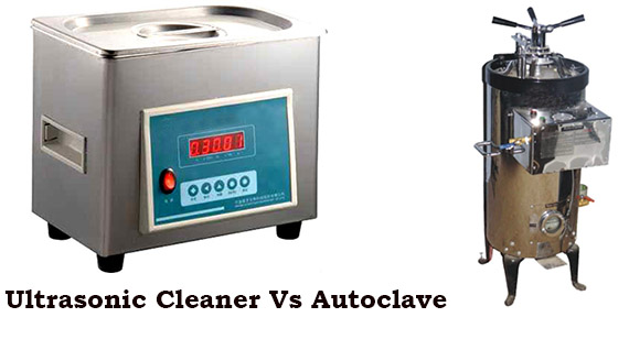Ultrasonic Cleaner Vs Autoclave