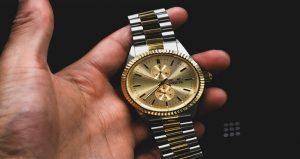 clean watch parts