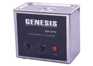 Genesis ultrasonic cleaner
