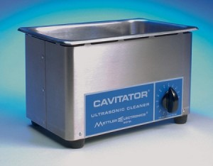 Cavitator Ultrasonic Cleaner by Mettler Electronics