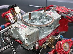 A high performance 4-barrel carburetor