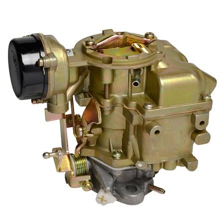 The engine carburettor