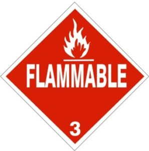 Flammable liquid