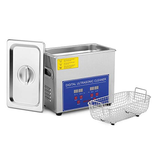 How To Clean Rust Off Tools Using Ultrasonic Cleaner?