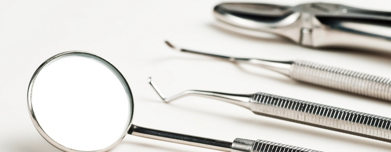 dental instruments cleaning